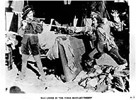Scene from The Three Musketeers - Archive Maud Linder