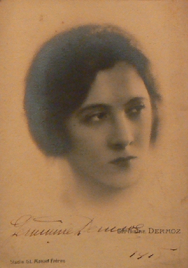 Germaine Dermoz