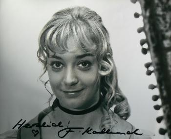 Ihr Vater war der Schauspieler Erwin Kohlund, ihre Mutter die Schauspielerin Margrit Winter. - sfkohlu1