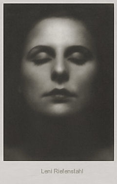 Picture Leni Riefenstahl